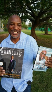 Eric Bailey | #Worldlcass Magazines