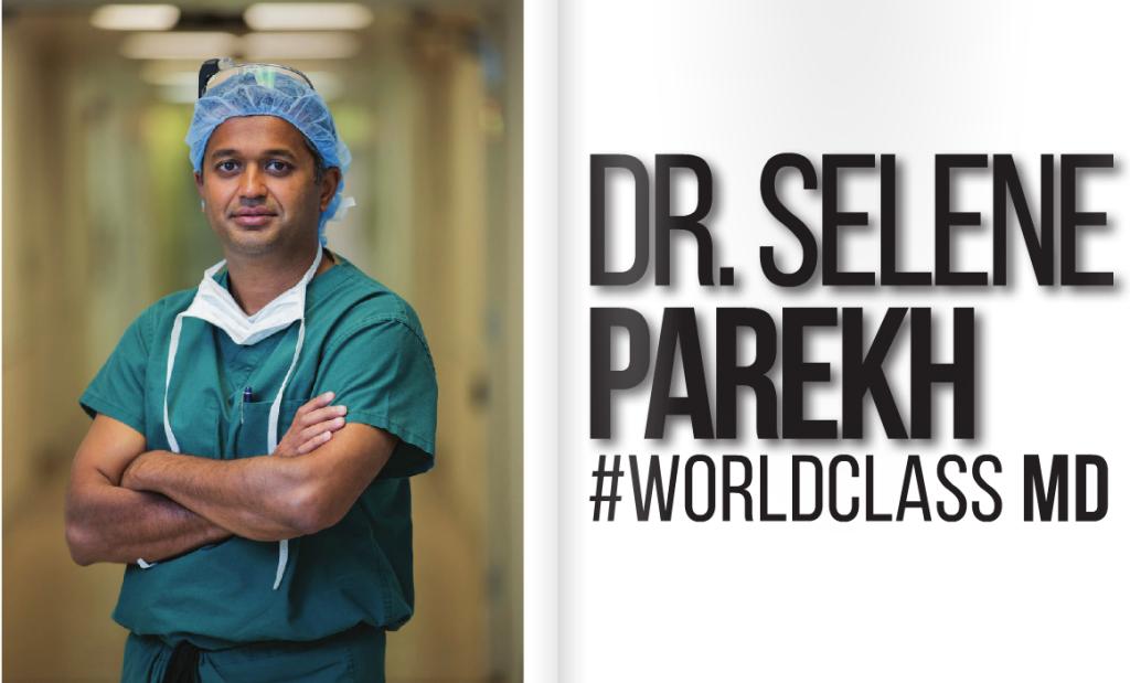 Dr Selene Parekh
