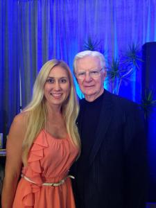 Bob Proctor and Katrina Starz