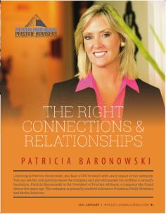 Patricia Baranowski Worldclass Magazines