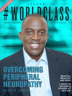 Dean S Lewis WORLDCLASS Magazines