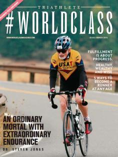 Steven Jonas | Worldclass Magazines