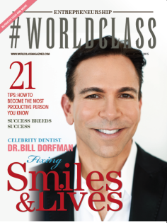 Bill Dorfman | Worldclass Magazines