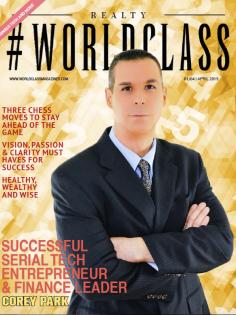 Corey Park | #WORLDCLASS Magazines