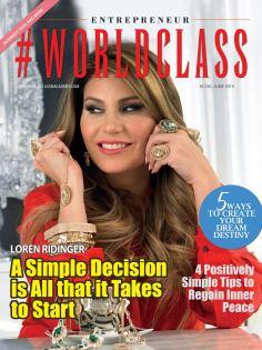Loren Ridinger | Worldclass Magazines