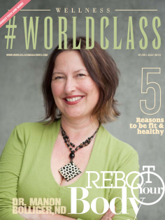 Dr. Manon Bollinger | #WORLDCLASS Magazines