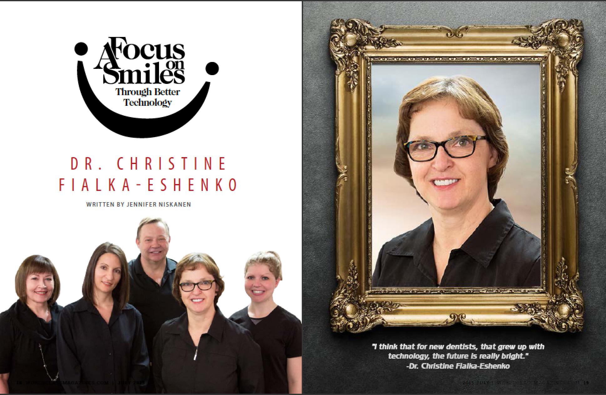 dr christine filch eshenko