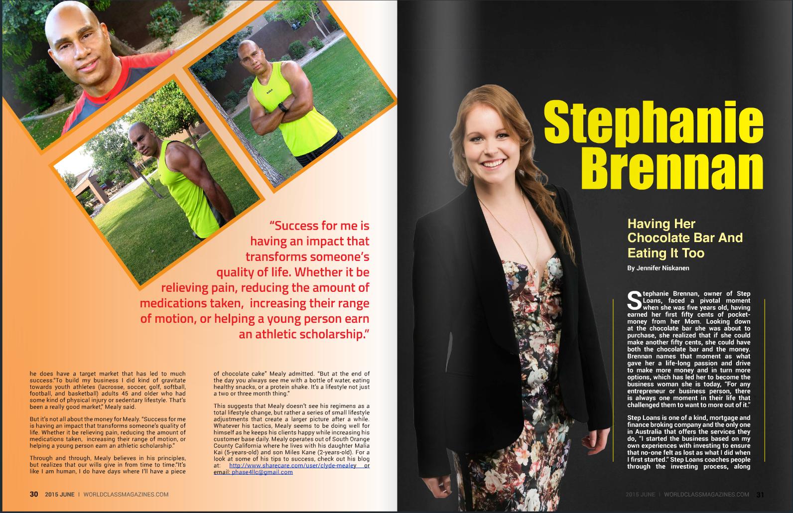Stephanie Brennan