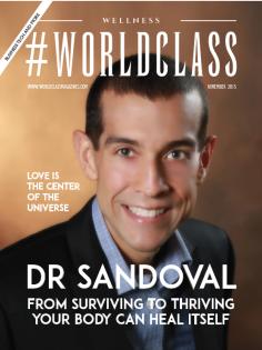 Dr. Sandoval | WORLDCLASS Magazine