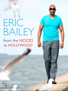 Eric Bailey | #WORLDCLASS Magazines