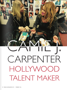 Camie J Carpenter | #WORLDCLASS MAGAZINE