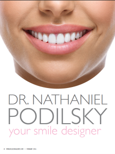 Dr Nathaniel Podilsky | #worldclass Magazines