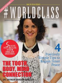 Dr. Saynur Vardar-Sengul | Worldclass Magazines Dr. Saynur Vardar-Sengul | Worldclass Magazines