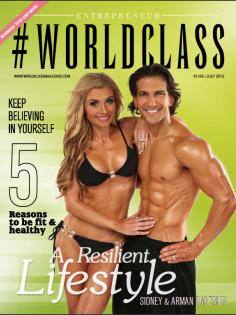 Arman Sadeghi | #WORLDCLASS Magazines