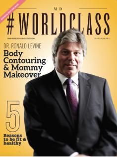Dr. Levine | #WORLDCLASS Magazines