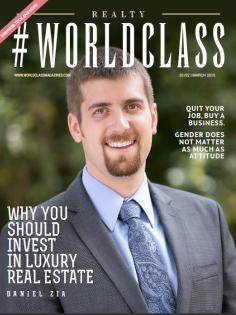 Daniel Zia | #WORLDCLASS Magazines