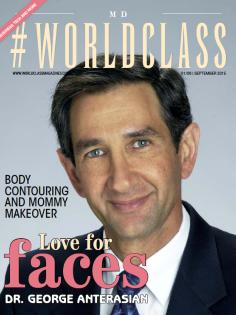 Dr Anterasian   #WORLDCLASS Magazines