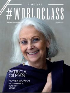Patricia Gilman | Worldclass Magazines